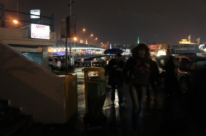Стамбул никогда не спит. Он всегда в движении