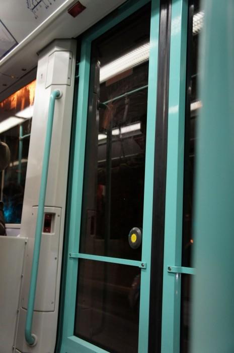 """""""Волшебная кнопка"""" Стамбульского трамвая"""