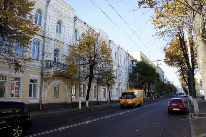 Ой! Досоветская архитектура!