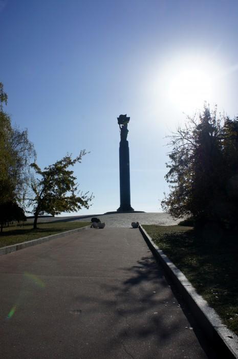 Монумент Славы в Житомире