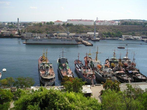 Понравился мне Севастополь...