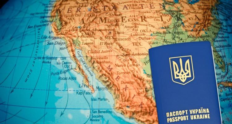 Без визы из Украины