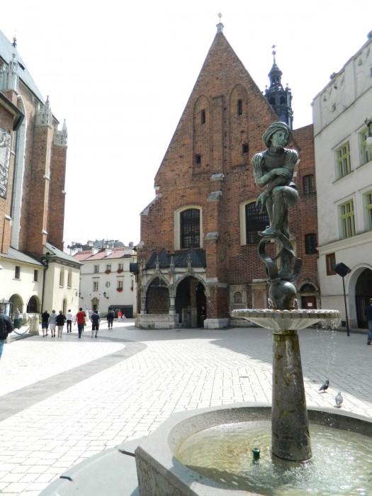 Сквер Святой Марии