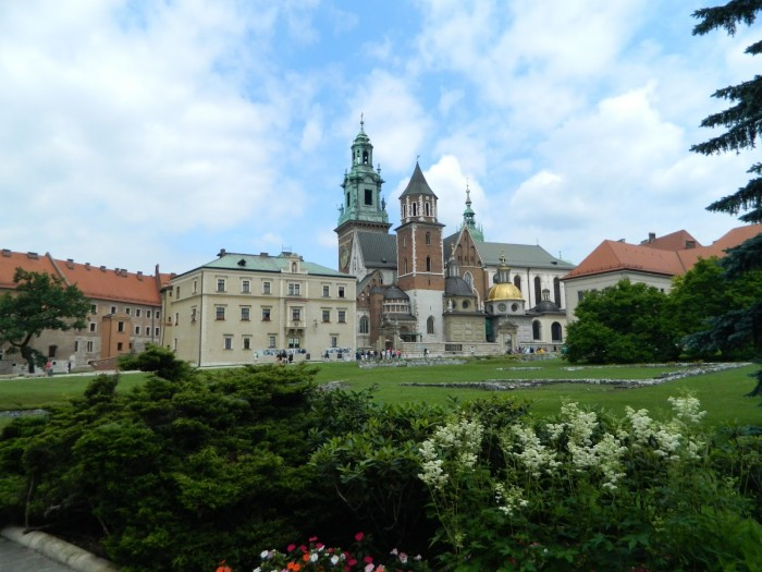 Собор в Кракове