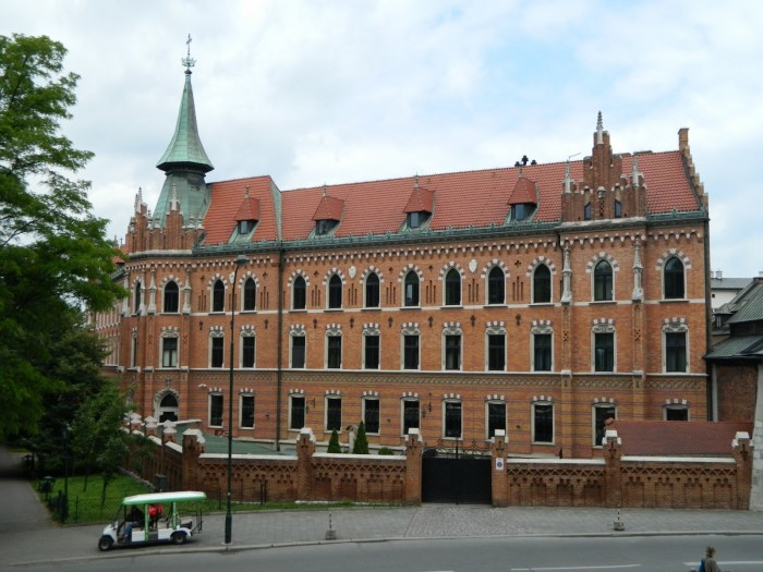 Высшая духовная семинария архиепархии Кракова