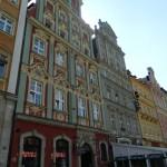 Главная площадь Рынок Вроцлава