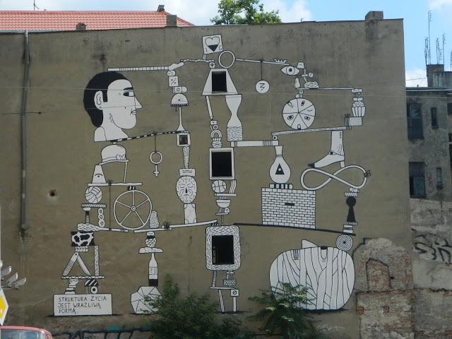 Вроцлавское граффити