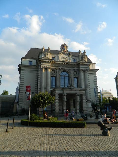 Кукольный театр Вроцлава