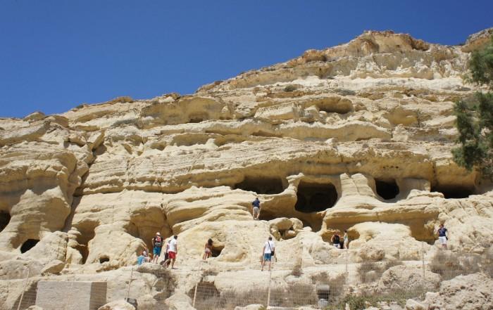 Пещеры Маталы