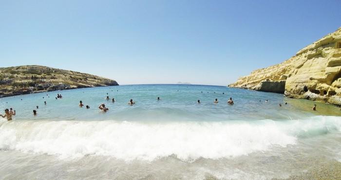Пляж Маталы