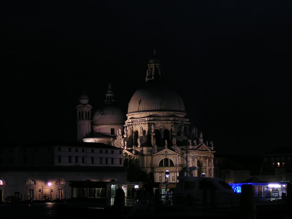 Basilica di Santa Maria della Salute, Venice, Veneto, Italy