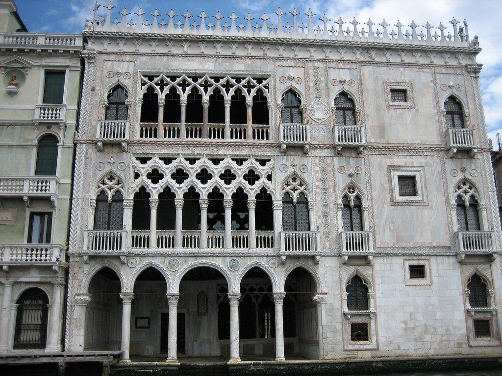 Ca' d'Oro, Venice, Veneto, Italy