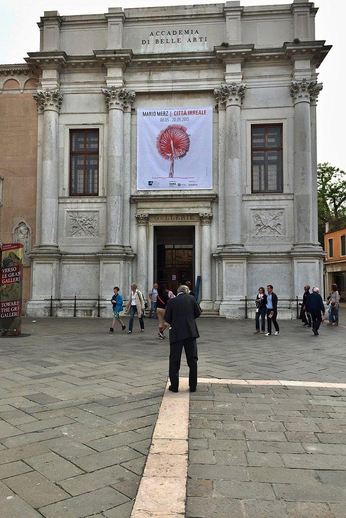 Gallerie dell'Accademia, Venice, Veneto, Italy