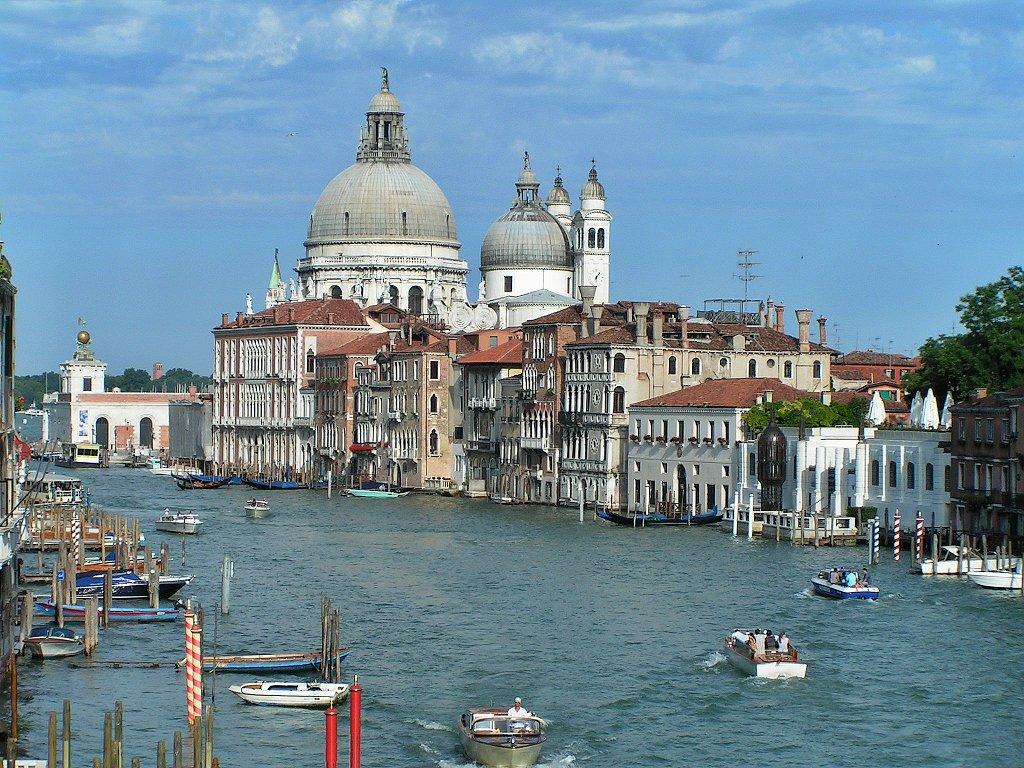 Grand Canal Venice, Veneto, Italy