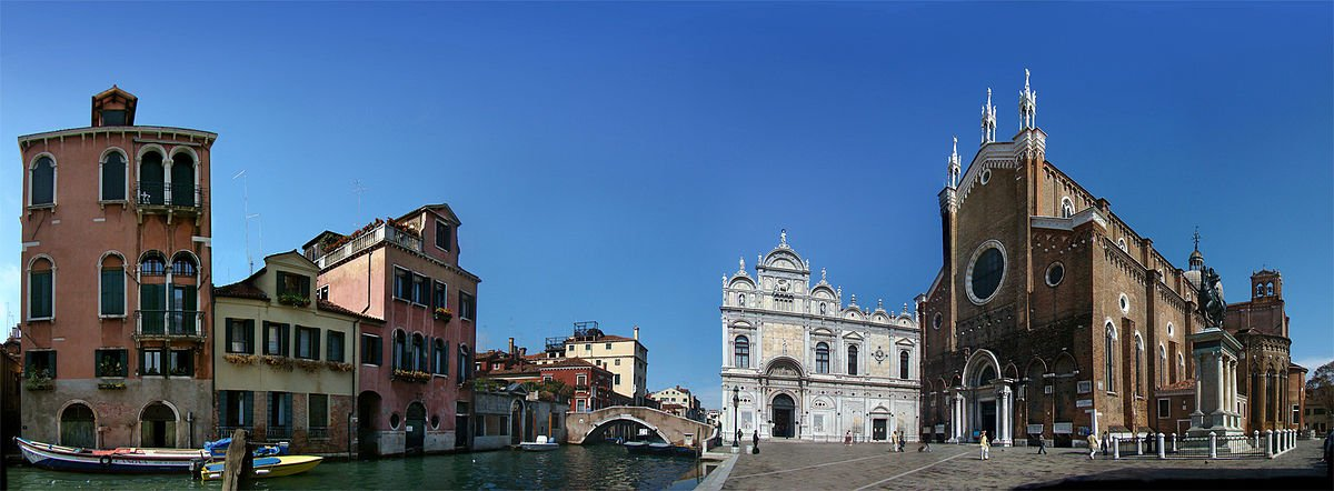 Basilica di San Giovanni e Paolo, Venice, Italy