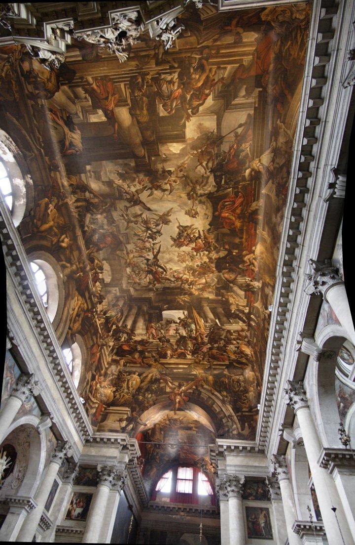 Church of San Pantalon, Venice, Italy