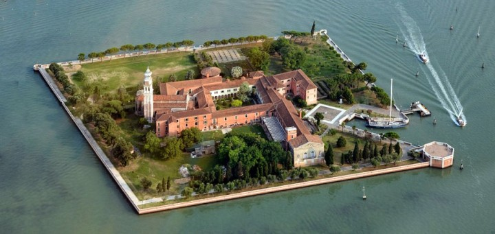 San Lazzaro degli Armeni island, Venice, Italy