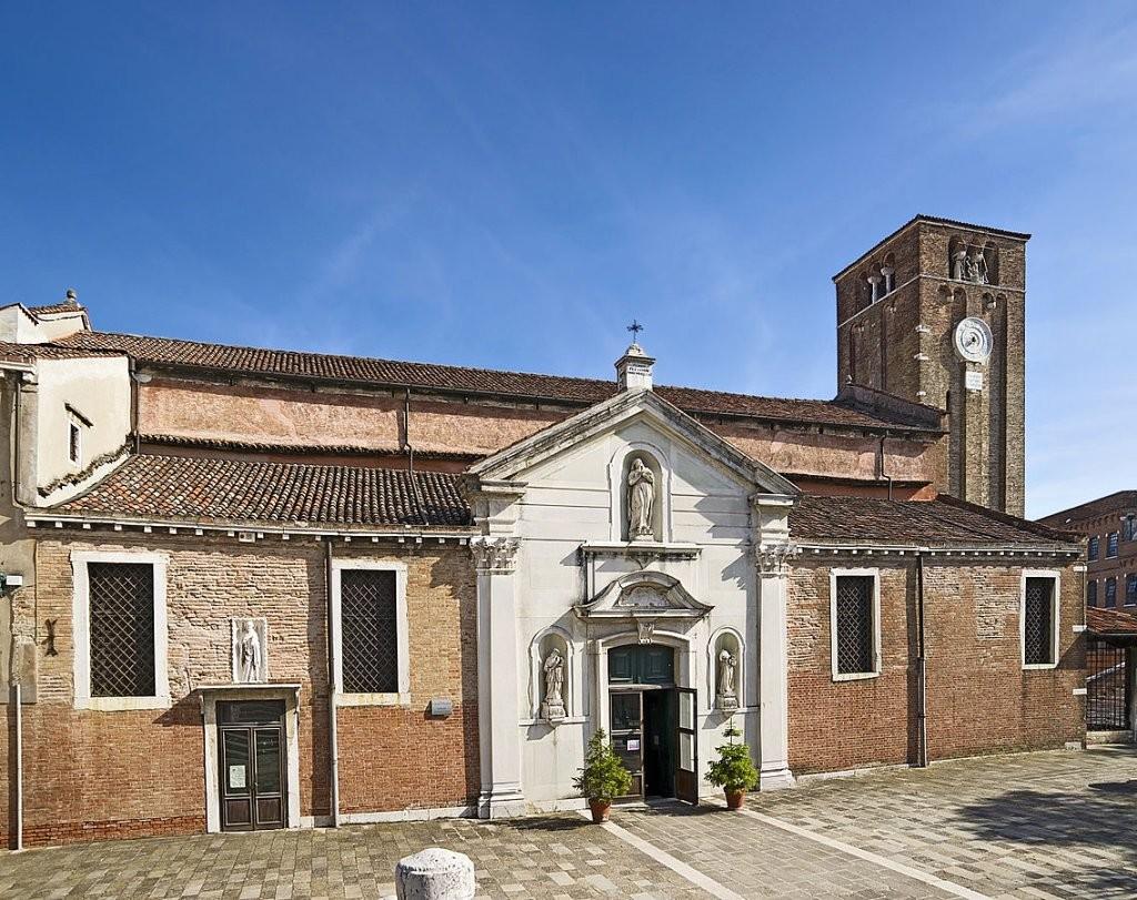 Chiesa di San Nicolo dei Mendicoli, Venice, Italy