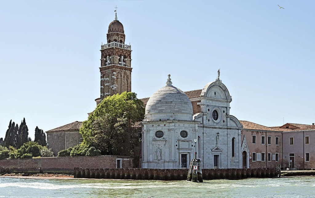 Church San Michele in Isola, Venice, Italy