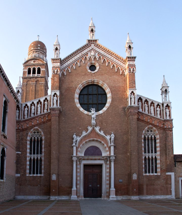 Church of Madonna dell'Orto, Venice, Italy