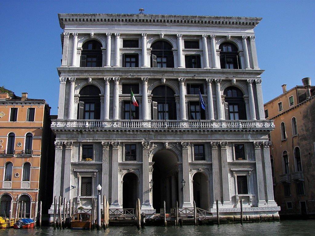 Palazzo Grimani di San Luca, Venice, Italy